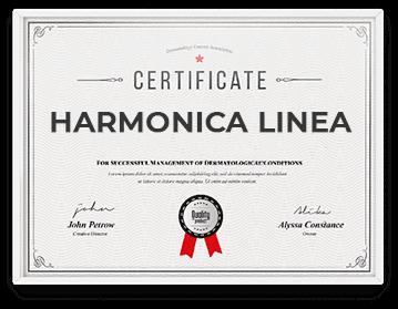 sertifikat-Harmonica-Linea